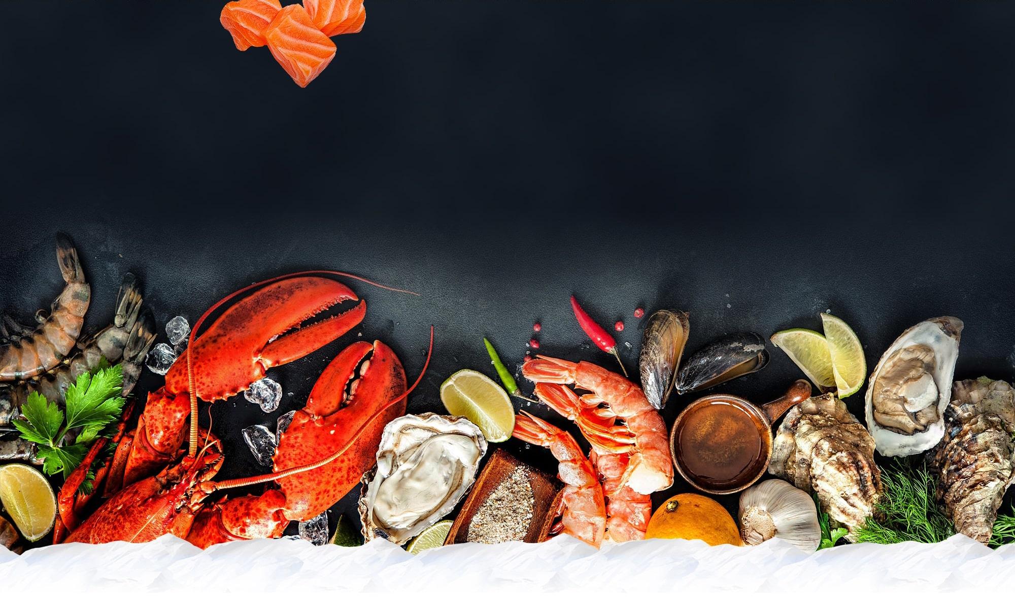 Fagyasztott tengeri és édesvízi halak,